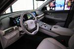 Hyundai SUV volante y tablero