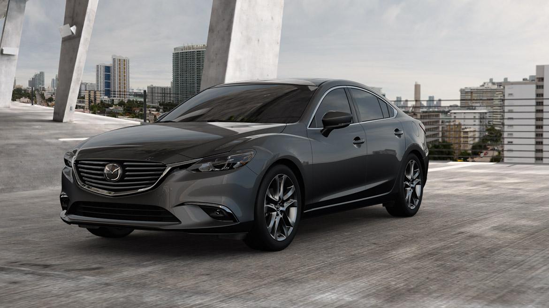 Precios De Autos Mazda 2017 >> Mazda 6 2018 llega a México, precios y versiones - Autos Actual México