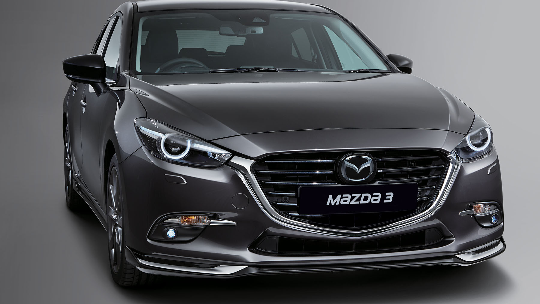 mazda 3 2018 sed n nuevo frente dise o kodo autos actual m xico. Black Bedroom Furniture Sets. Home Design Ideas