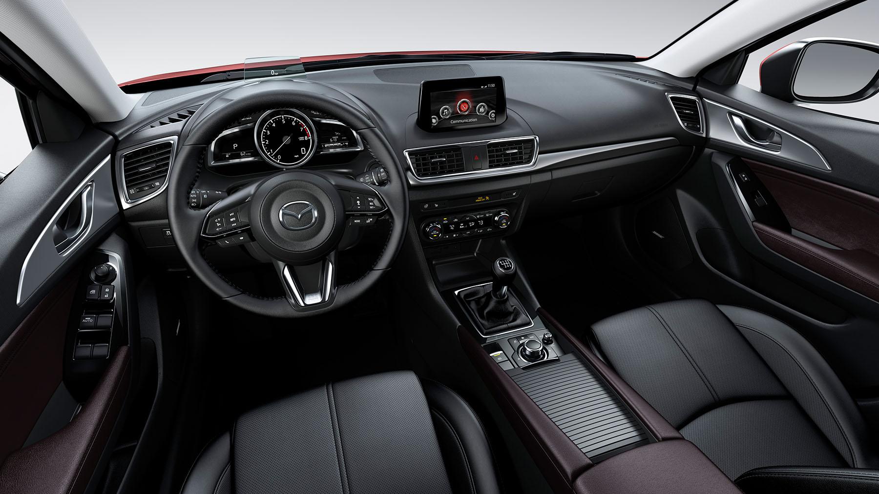 Mazda 3 2018 ya en México: precios y versiones - Autos ...
