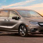 Honda Odyssey 2018 llega a México, estos son sus precios y características