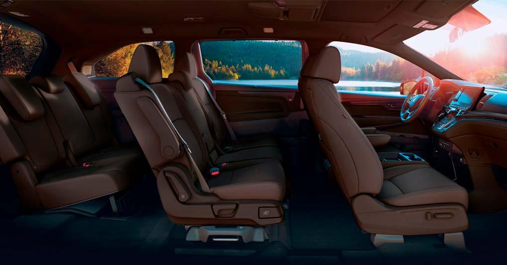 Honda Odyssey 2018 interior