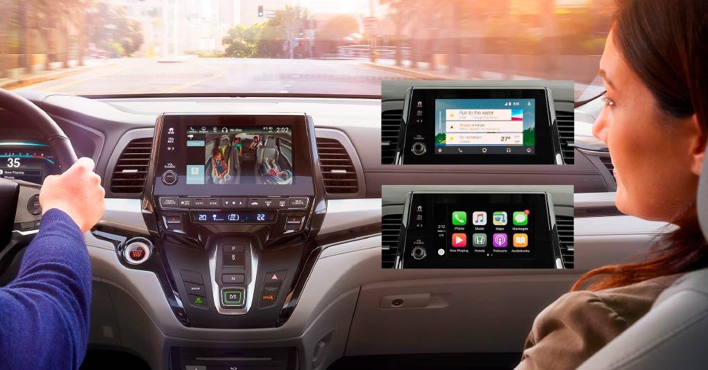 Honda Odyssey 2018 Panel Interior Autos Actual M 233 Xico