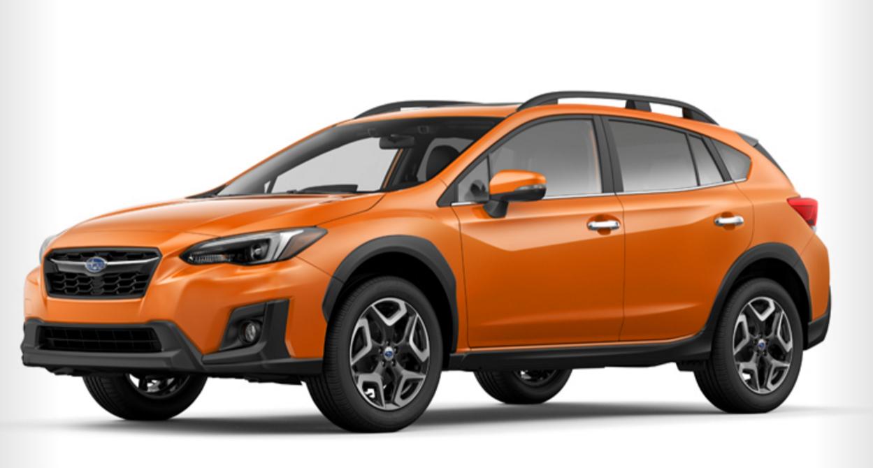 Subaru XV 2018 fotos Archivos - Autos Actual México