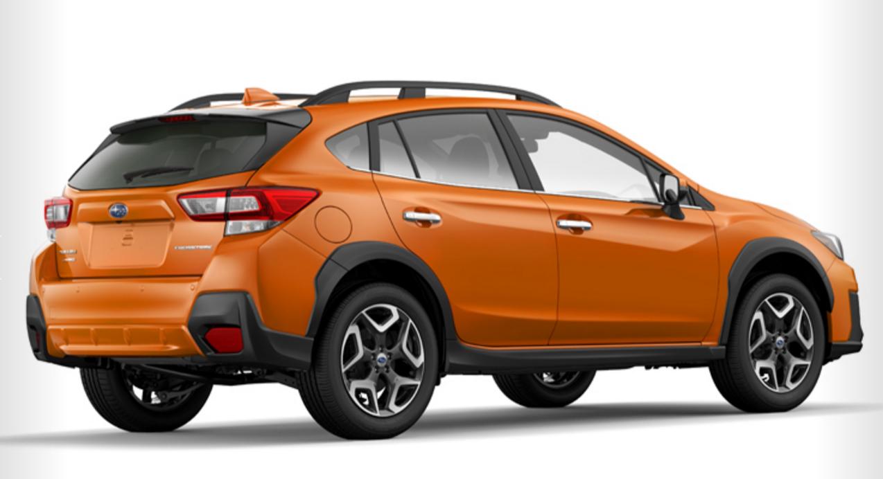 Subaru XV 2018 perfil