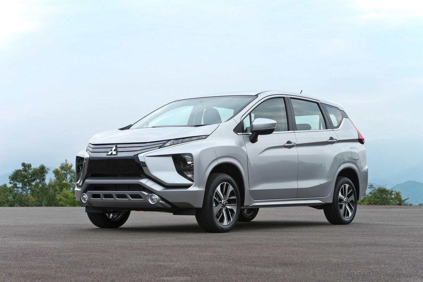 Mitsubishi Xpander debuta en el Salón de Indonesia: nueva SUV compacta