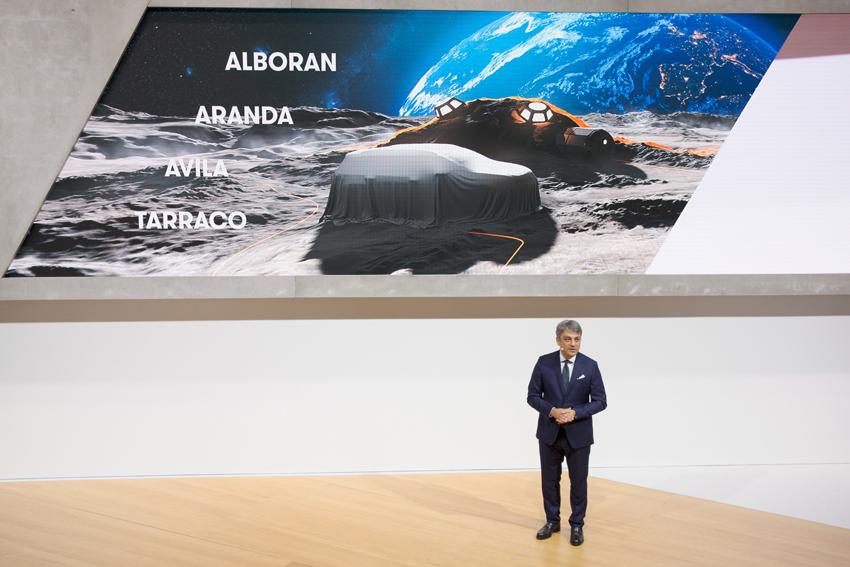 SEAT producirá vehículos en México y ya tiene 4 nombres para nuevo SUV: Alborán, Aranda, Ávila o Tarraco