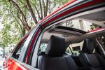 Toyota Corolla 2018 detalle puerta