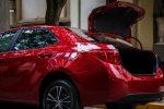 Toyota Corolla 2018 cajuela