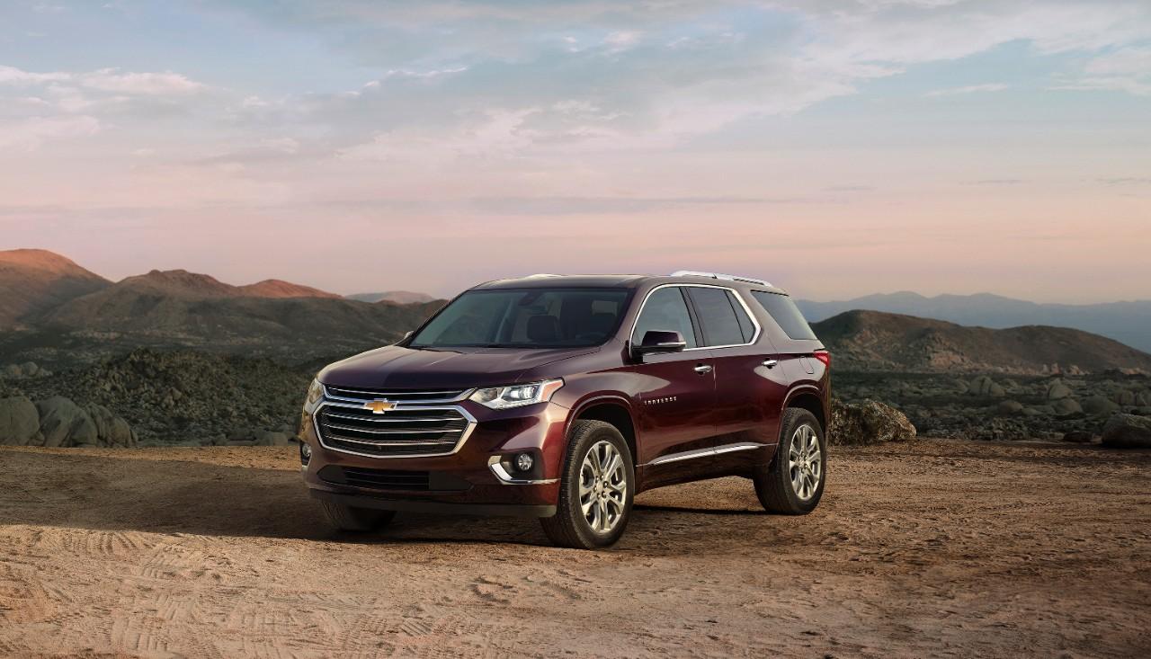 Nueva Chevrolet Traverse 2018 llega a México: precios y versiones