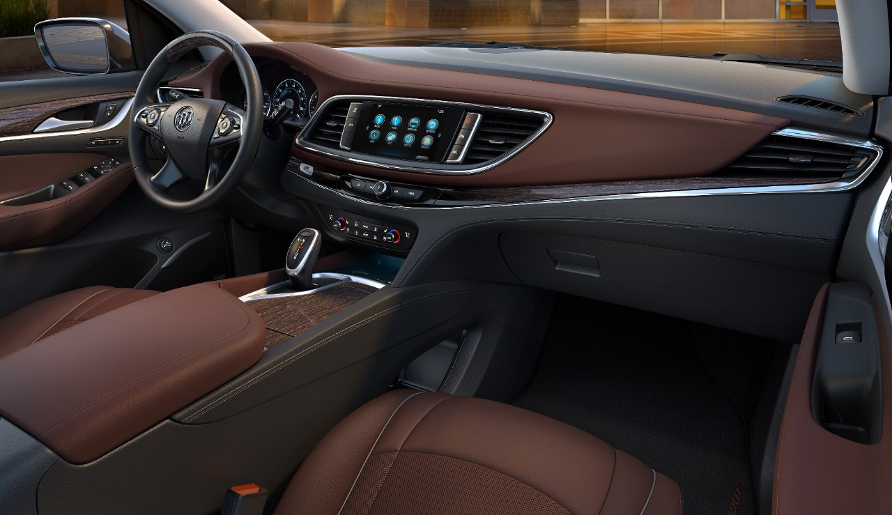 Buick Enclave Avenir 2018 interior