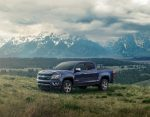 Chevrolet Colorado Centennial Edition 2018