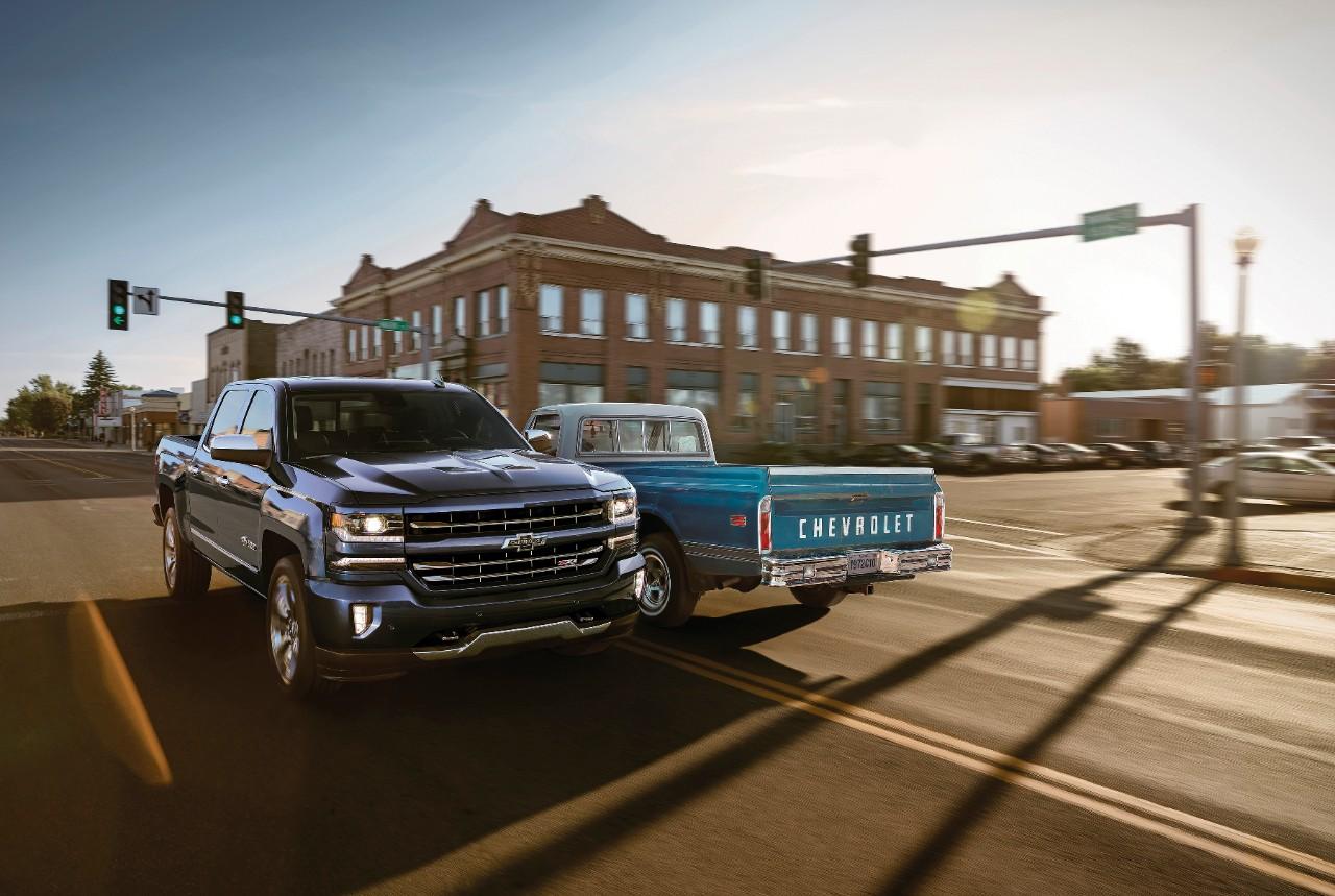 Chevrolet Silverado Centennial Edition 2018