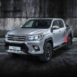 Toyota Hilux Invincible 50 es presentada para celebrar 50 años de la pick-up