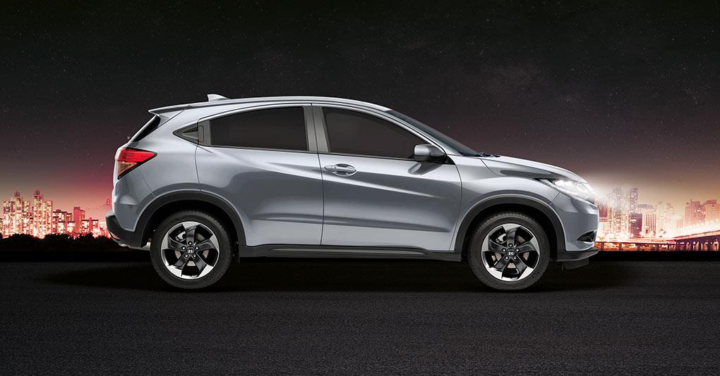 Honda HR-V 2018 lateral