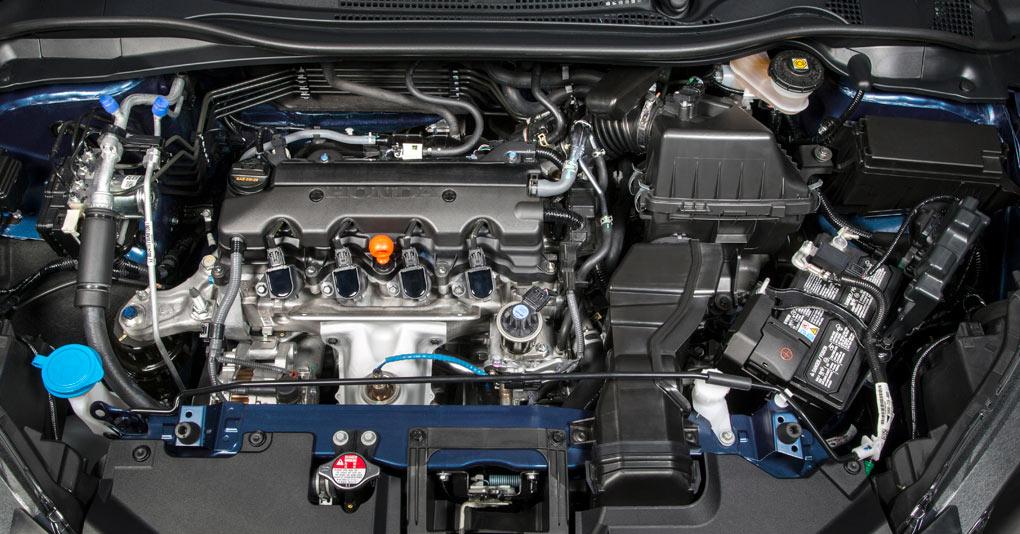 Honda HR-V 2018 motor