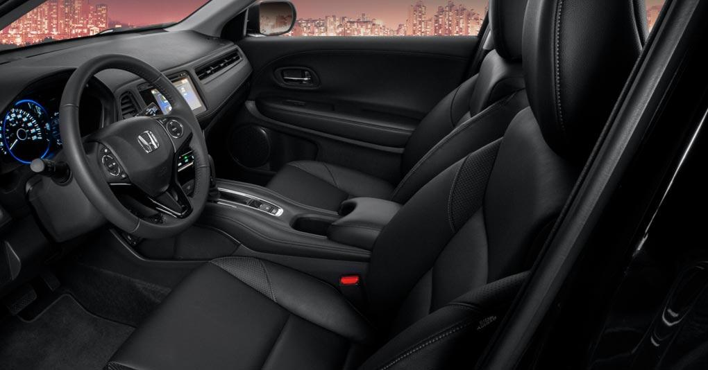 Honda HR-V 2018 asientos