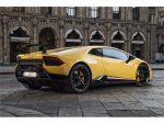 Lamborghini Huracán Performante amarillo