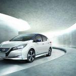 Nuevo Nissan Leaf 2018 es revelado oficialmente