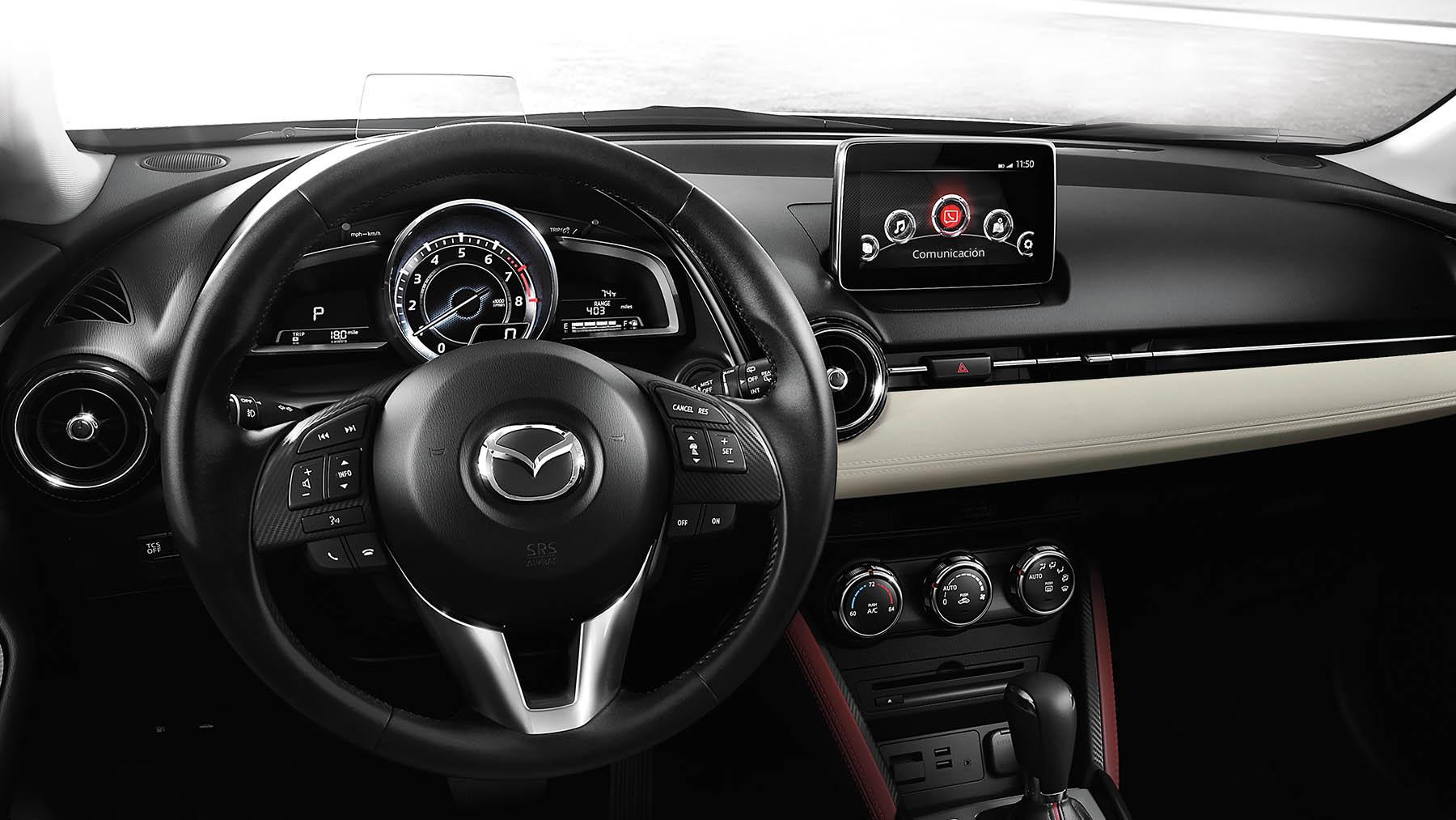 Mazda Cx 3 2018 Tablero Autos Actual M 233 Xico