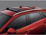 Mazda CX-3 2018 racks