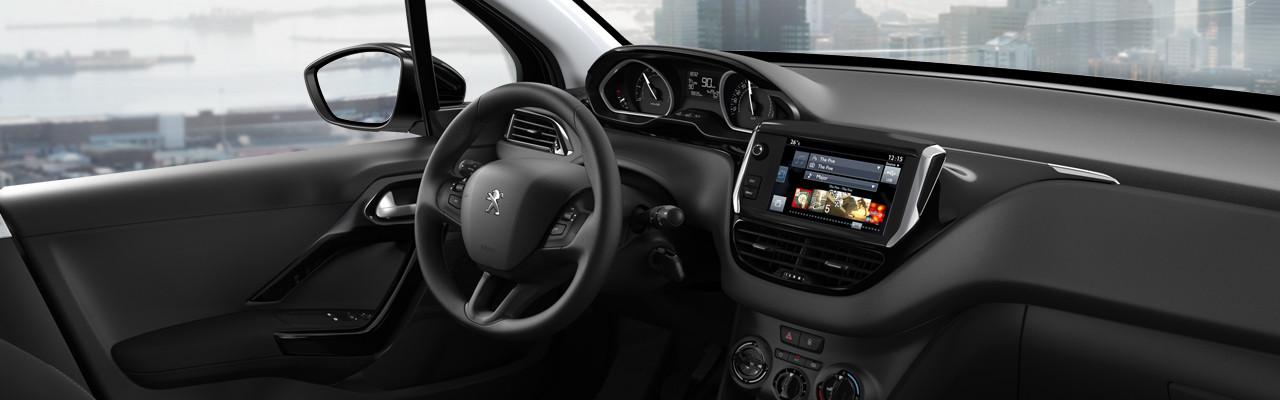 Peugeot 208 2018 ya en m xico precios y versiones autos for Peugeot 208 interior 2017