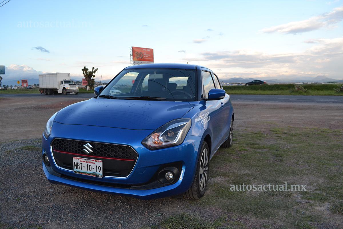 Suzuki Swift Boosterjet 2018 a prueba en México, lo manejamos y lo analizamos
