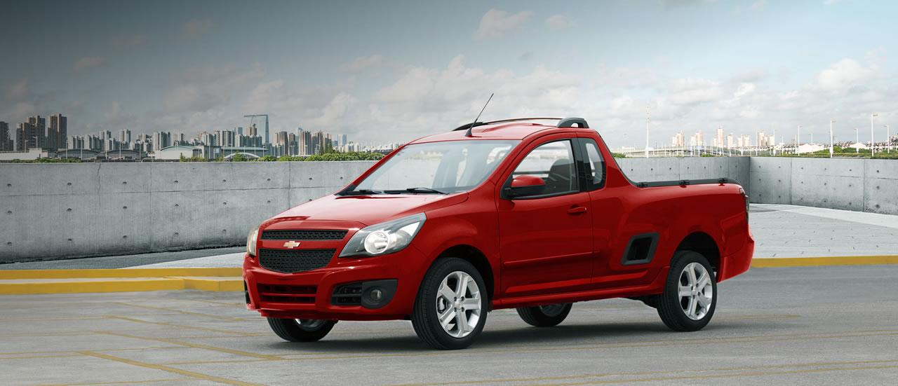 Chevrolet Tornado 2018 ya en México: precios y versiones