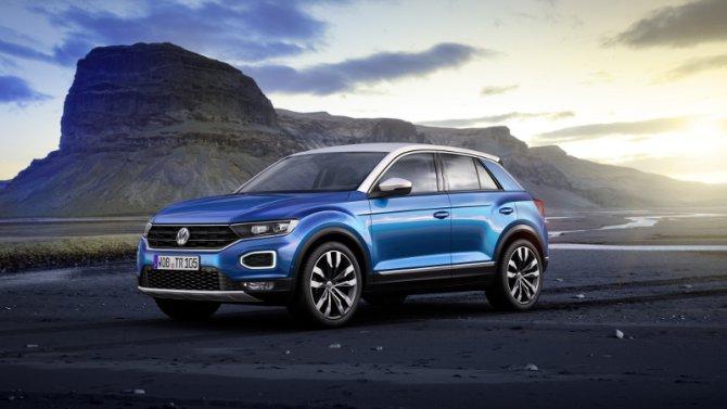 Volkswagen T-Roc Limited Edition