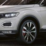 Volkswagen T-Roc Limited Edition detalle