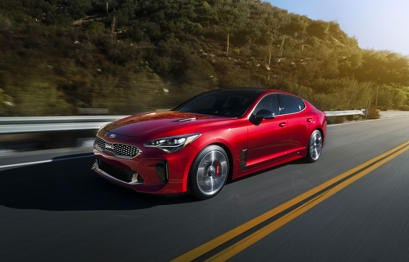 kia stinger 2018 llega a m xico conoce el precio versiones y especificaciones autos actual. Black Bedroom Furniture Sets. Home Design Ideas