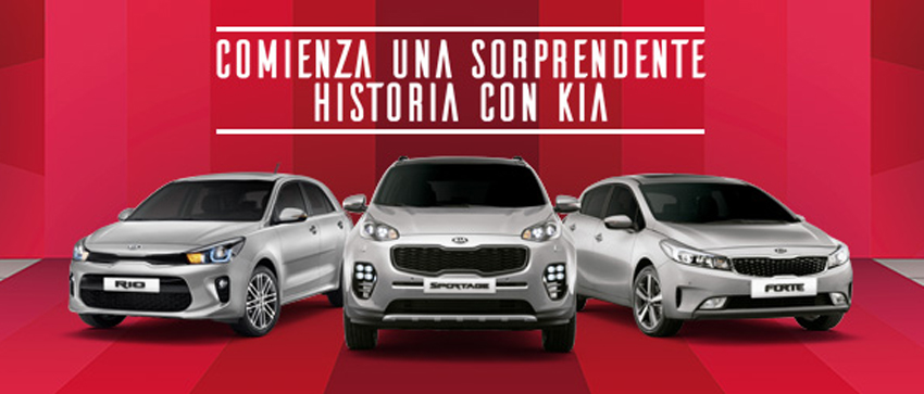 Kia On Tour 2017