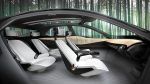 Nissan IMx Concept asientos