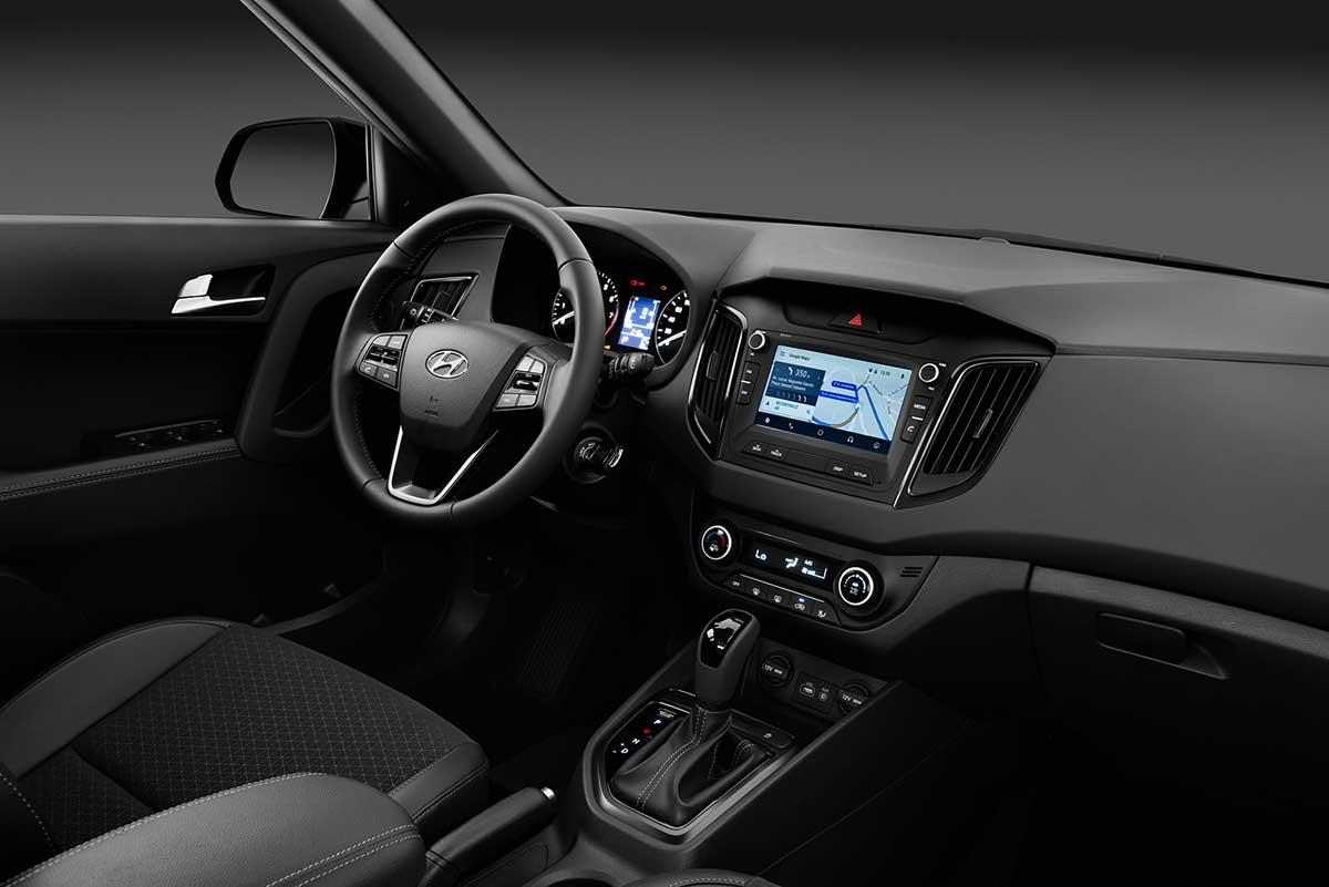 Hyundai Creta 2019 interior