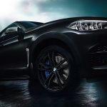 BMW X5 M y X6 M Edition Black Fire lateral
