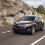 Chevrolet Traverse 2018 nueva generación llega a México: precios y versiones