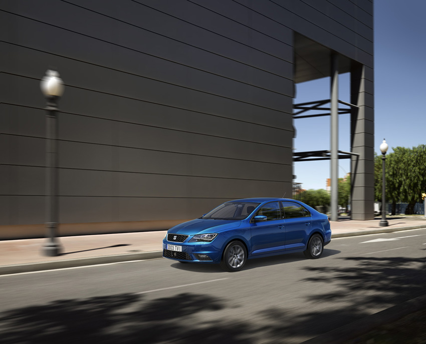 Seat Toledo 2018 lateral