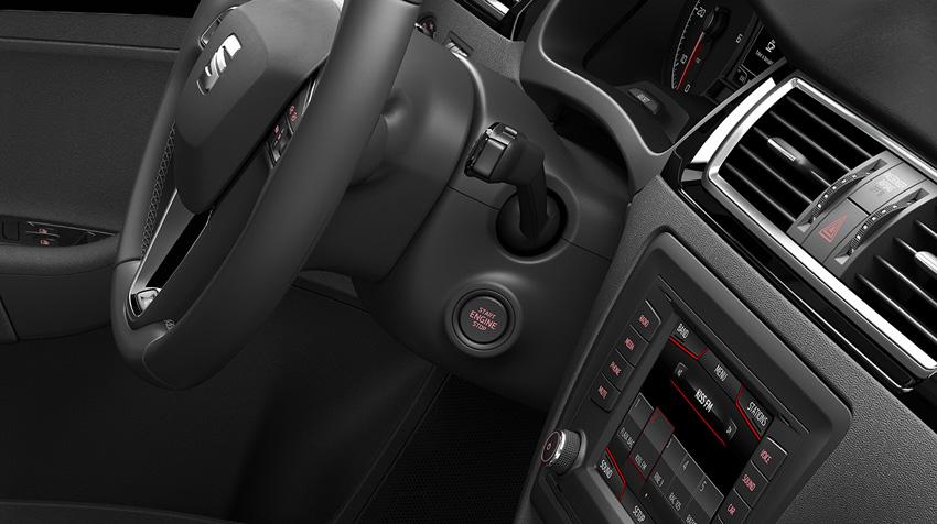 Seat Toledo 2018 interior volante