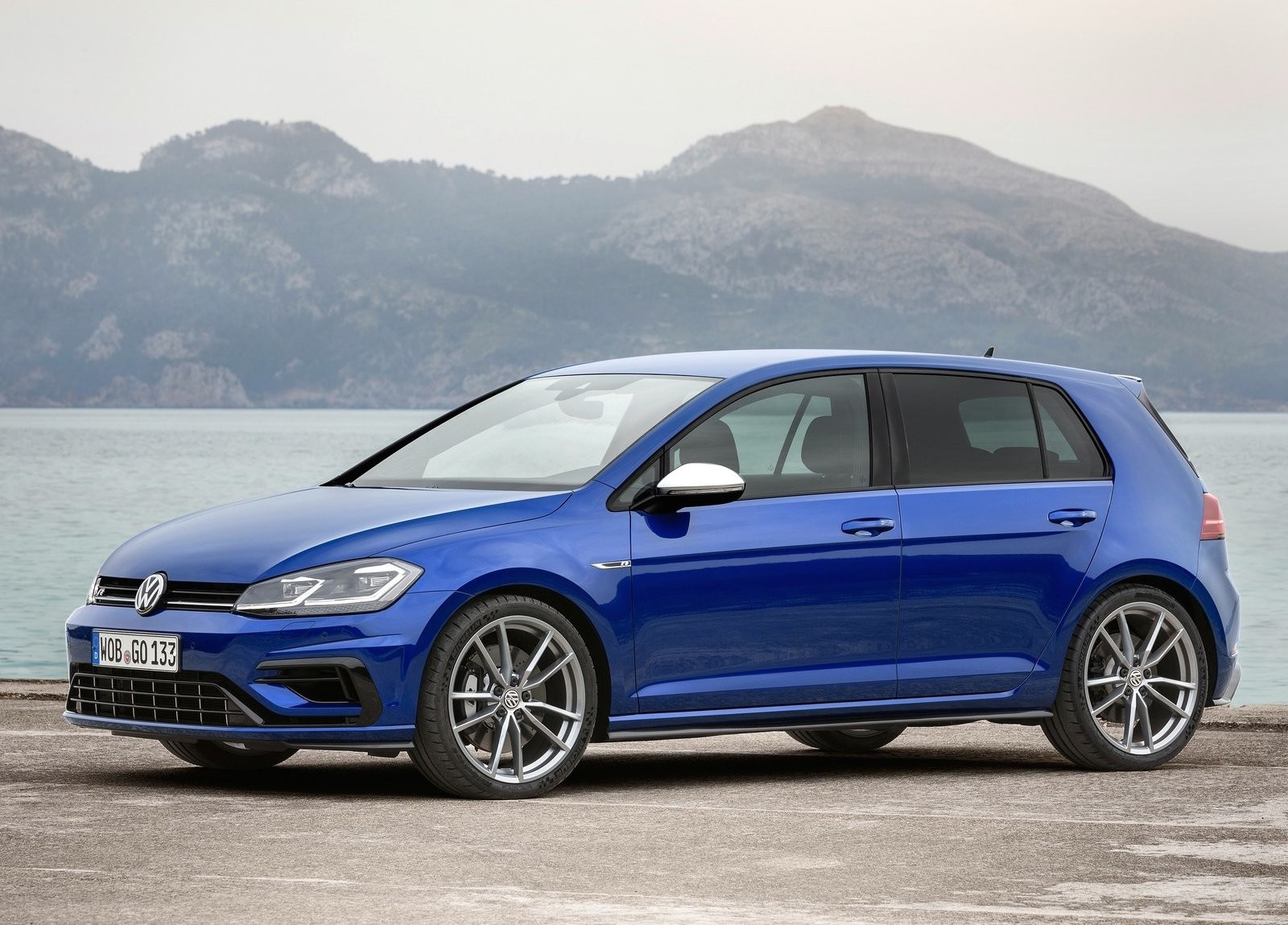volkswagen golf r 2018 llega a m xico precio y detalles. Black Bedroom Furniture Sets. Home Design Ideas