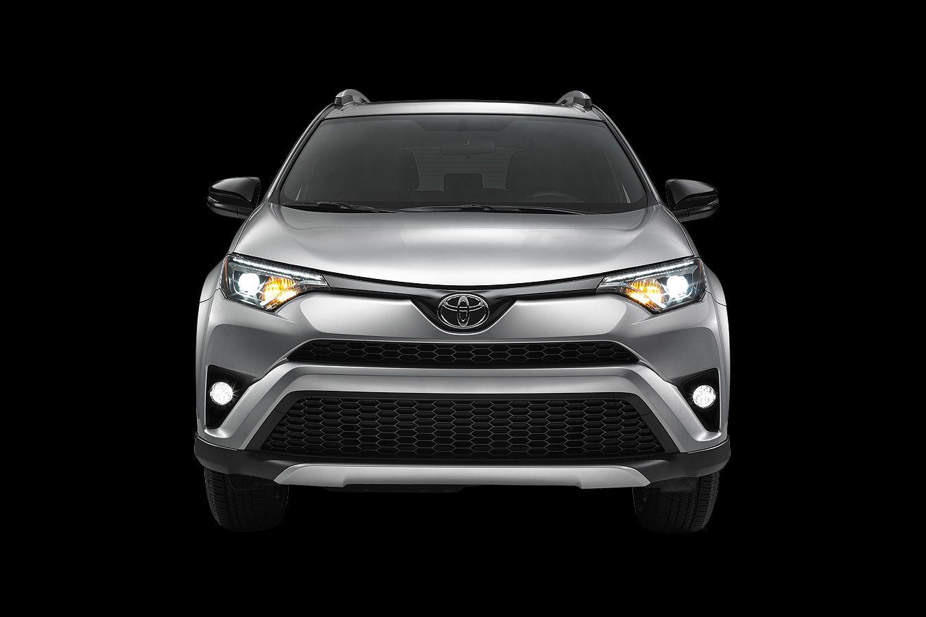 Toyota RAV4 2018 frente
