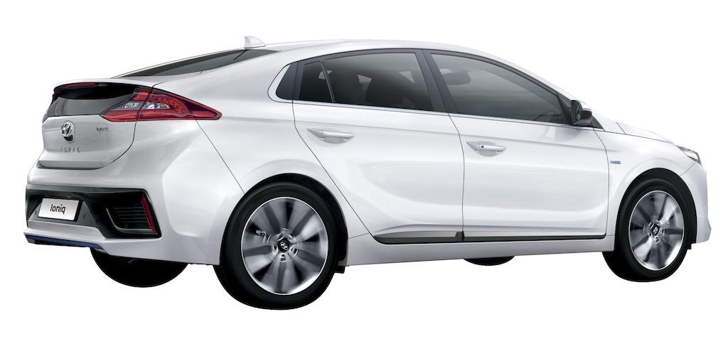 Hyundai Ioniq 2018 lateral