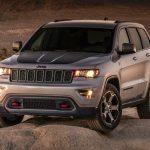 Jeep Grand Cherokee Trailhawk 2018 ya en México: precios y especificación
