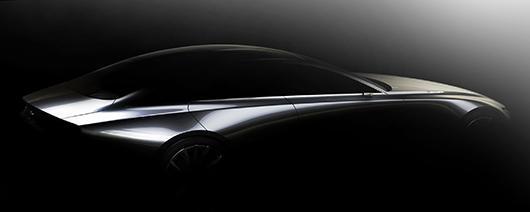 Nuevo concepto en diseño Mazda KODO para nueva generación de autos