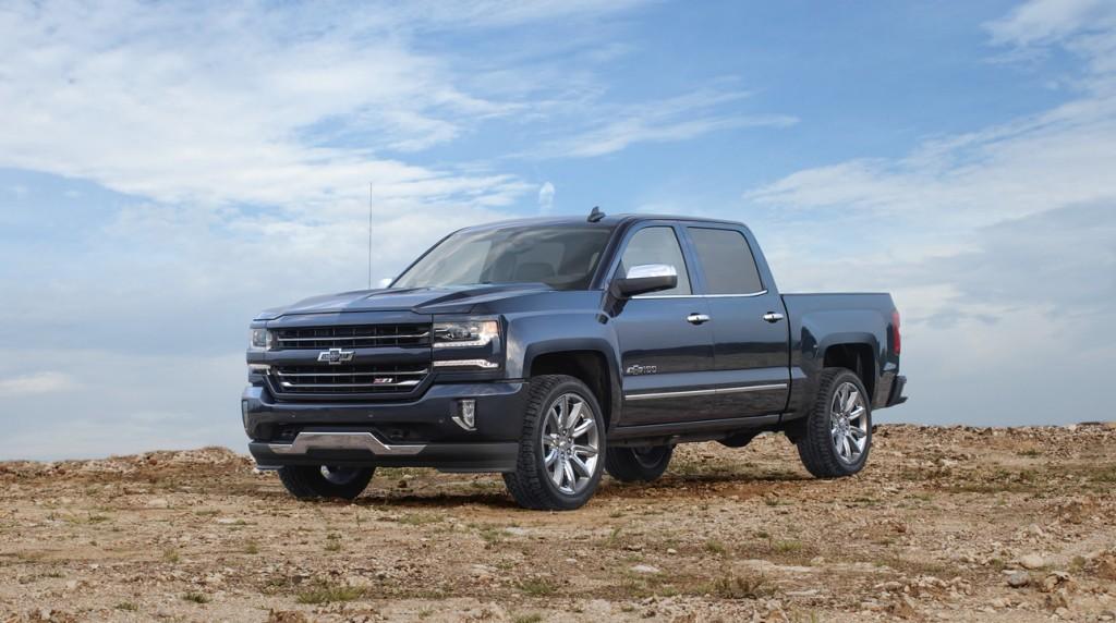 Chevrolet Cheyenne Centennial 2018 perfil frontal