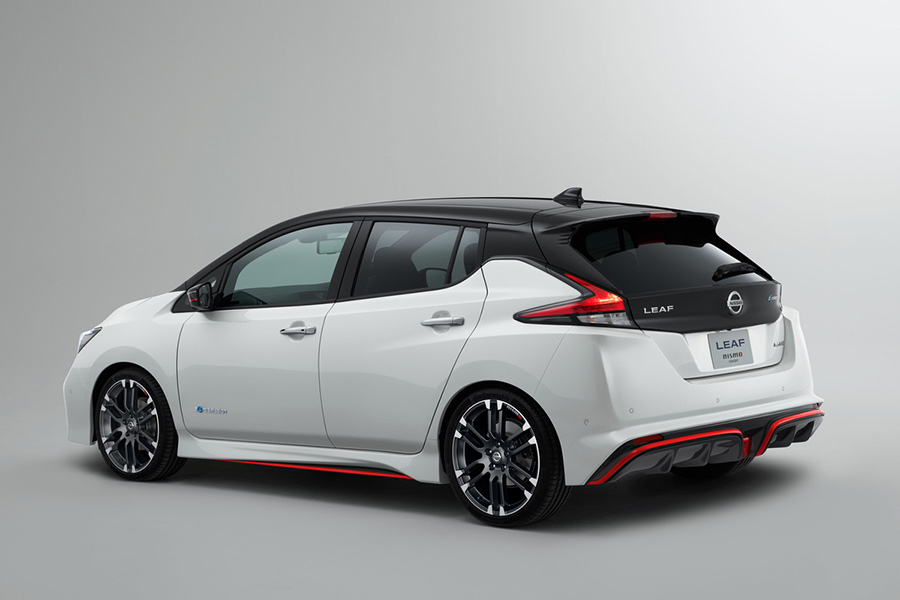 Nissan Leaf Nismo 2019 Posterior Autos Actual M 233 Xico
