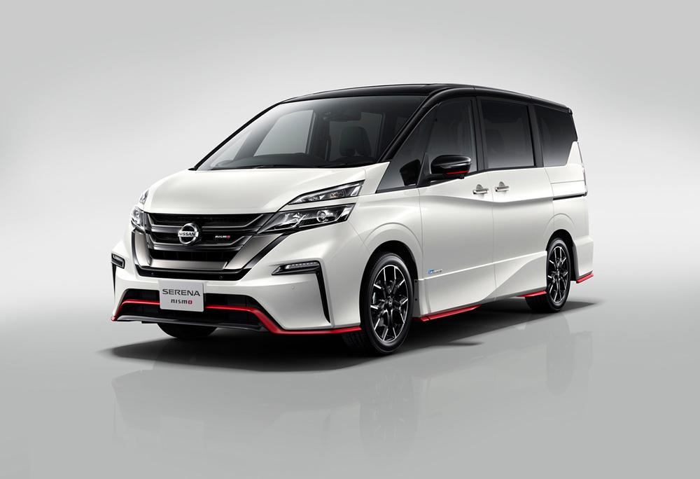 Nissan SERENA NISMO 2019 frente