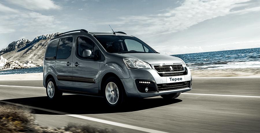 Peugeot Partner Tepee Outdoor 2018