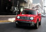 Jeep Renegade 2018 red