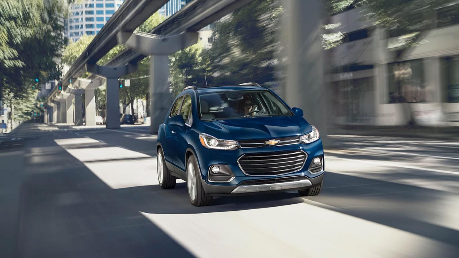 Chevrolet Trax 2018 llega a México con 4G LTE, aquí precios y versiones - Autos Actual México