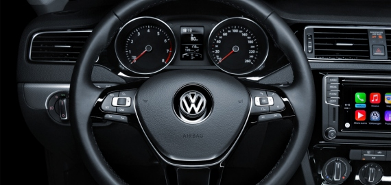 Volkswagen Jetta 2018 volante